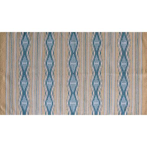 Navajo-Style Rug, 3' x 6'