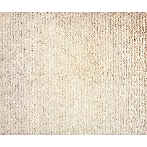 """1970s Moroccan Rug, 8' x 9'9"""""""