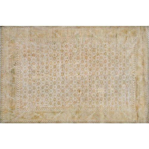 Agra Rug, 4' x 6'