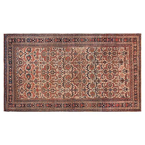 Antique Bijar Rug, 7' x 12'