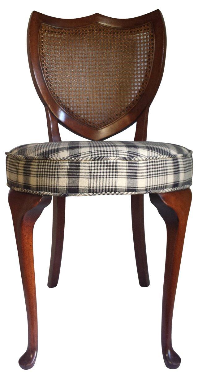 American Walnut Side Chair