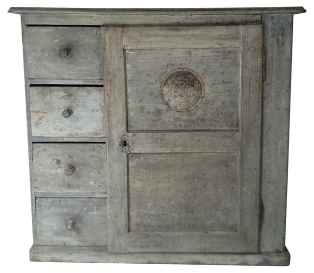 1890s  French Cupboard