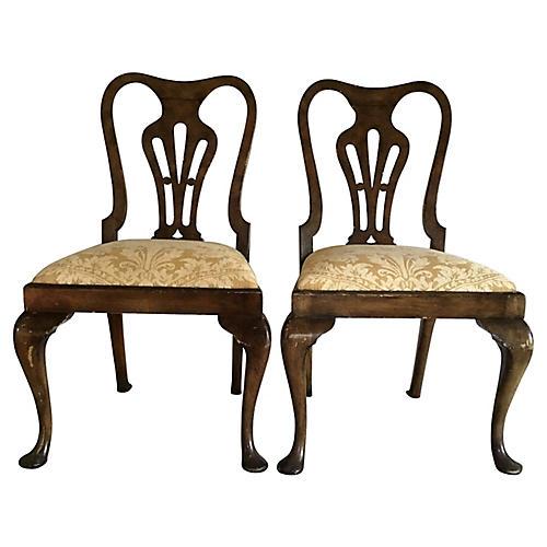 Smith & Watson Chairs, Pair
