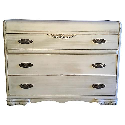 Carved Pine Dresser