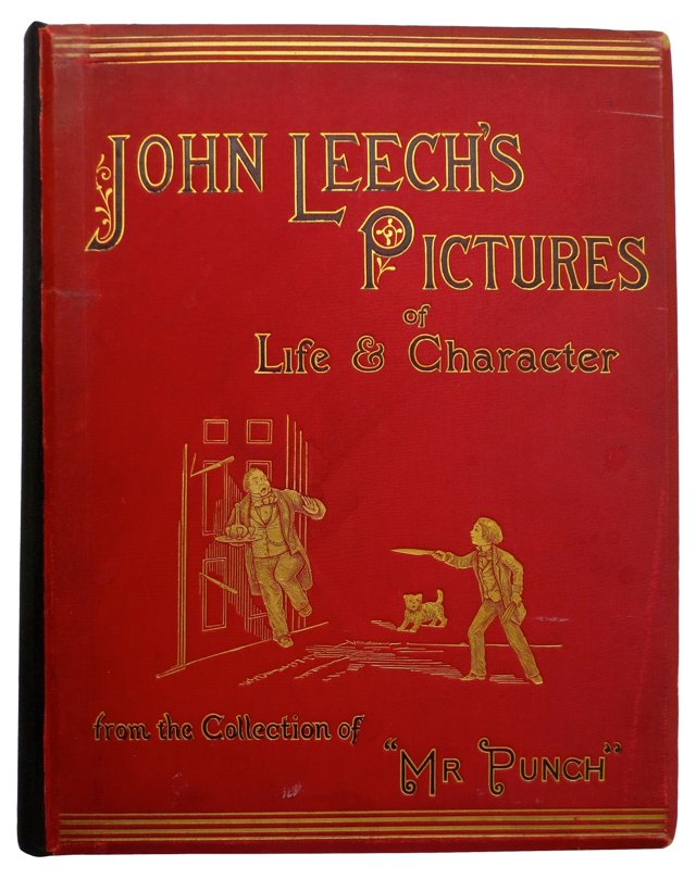 John Leech's Pictures for Punch