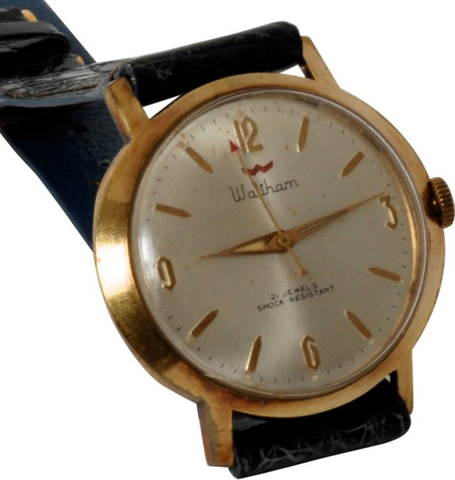 Waltham Gold-Filled Watch