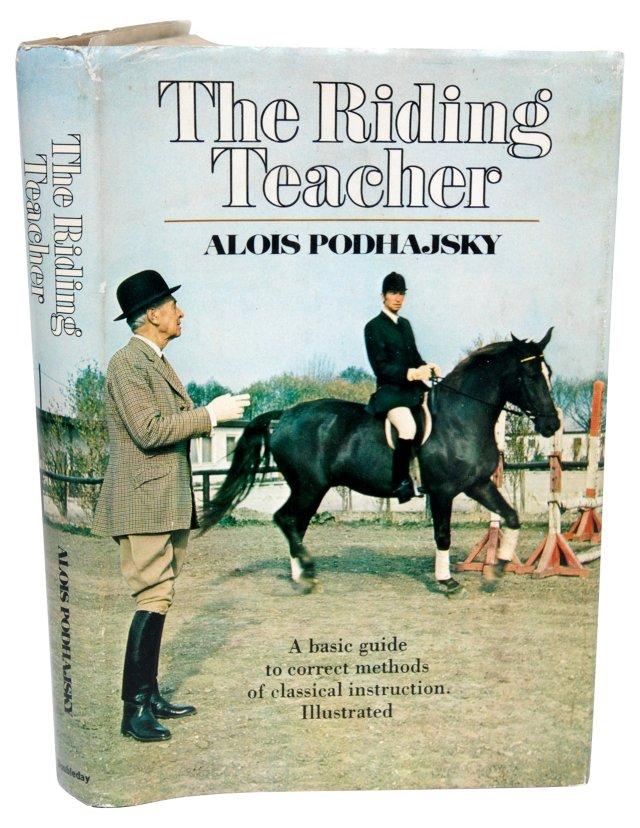 The Riding Teacher, 1st Ed