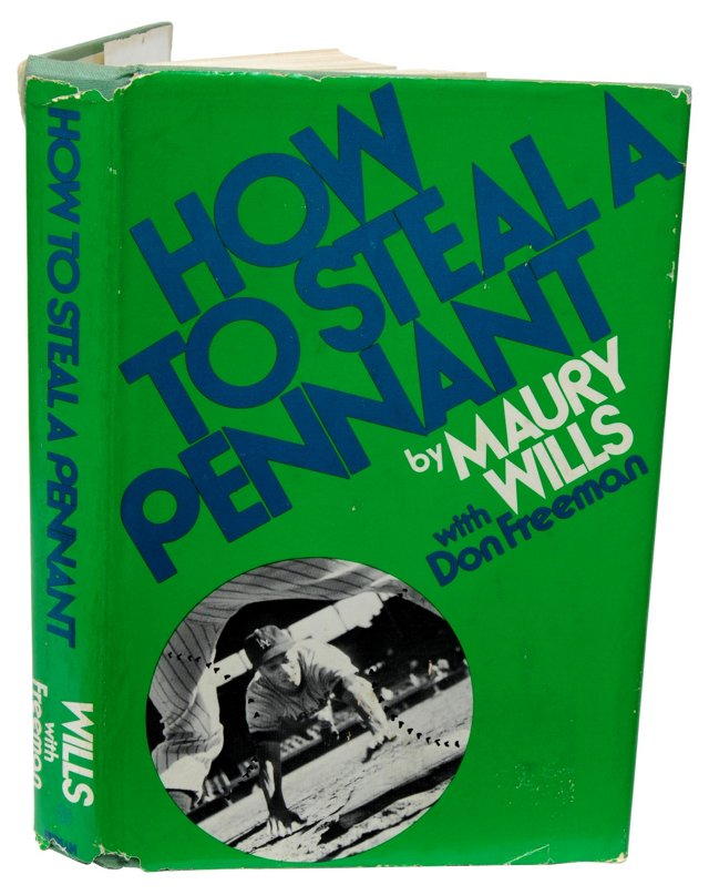 How to Steal a Pennant, 1st Ed