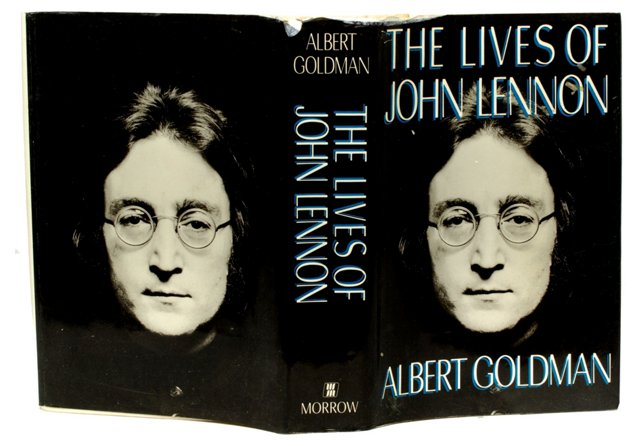 The Lives Of John Lennon, 1st Ed