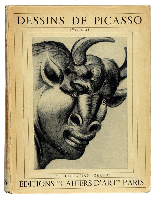 Dessins de Picasso, 1892-1948