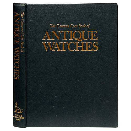 Camerer Cuss Book of Antique Watches