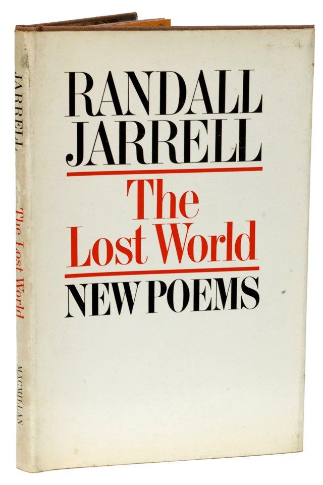 The Lost World Jarrell Randall, 1st Ed
