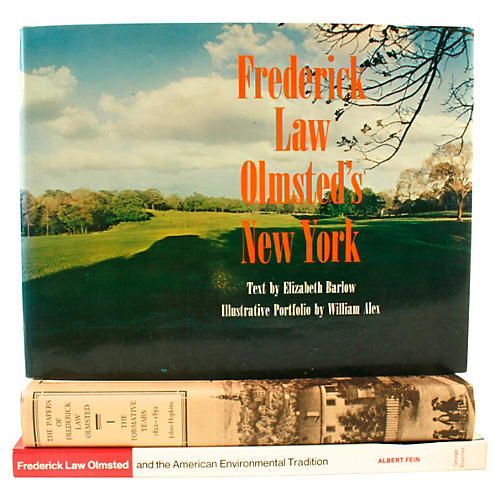 Frederick Law Olmsted, S/3