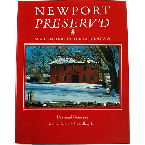 Newport Preserv'd, 1st Ed