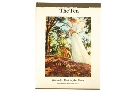 The Ten by Patricia Pierce, 1st Ed
