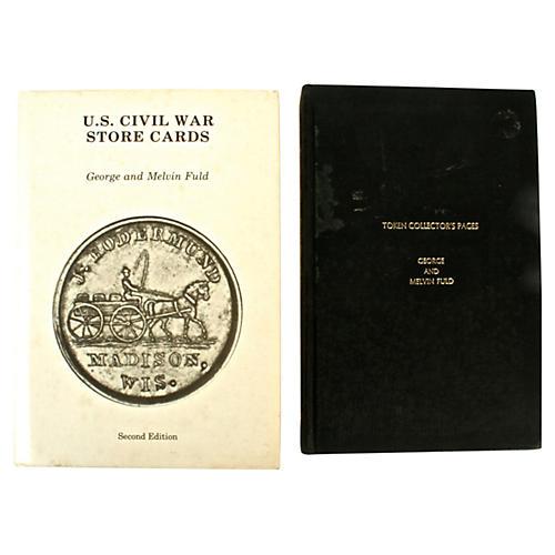 U.S. Civil War Store Tokens, S/2