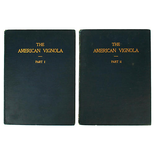 The American Vignola, Part 1 & 2