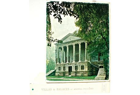 Villas & Palaces of Andrea Palladio