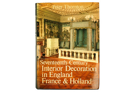17th-C. Interior Decoration, 1st Ed