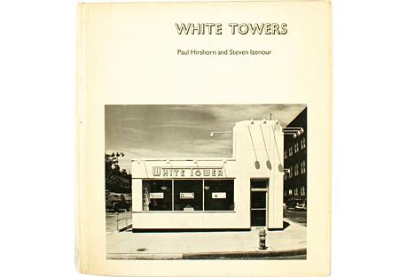 White Towers, 1st Ed