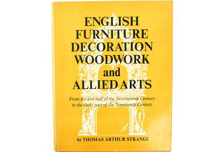 English Furniture Decoration, 1st Ed