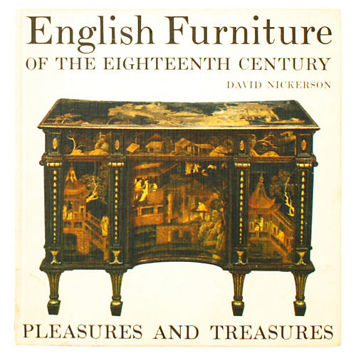 English Furniture of the 18th-C., 1st Ed
