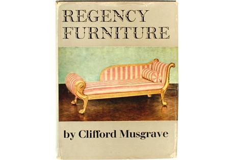 Regency Furniture, 1st Ed
