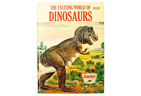 The Exciting World of Dinosaurs, 1st Ed