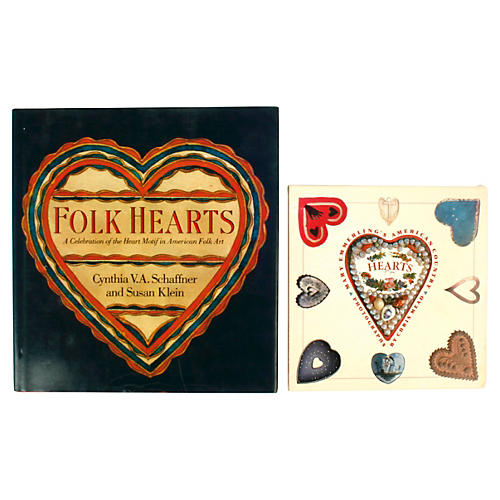 American Country & Folk Hearts, S/2