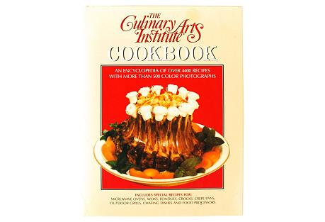 The Culinary Arts Institute Cookbook