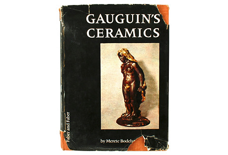 Gauguin's Ceramics, 1st Ed