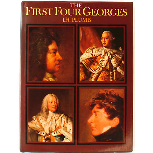 The First Four Georges, 1st Ed