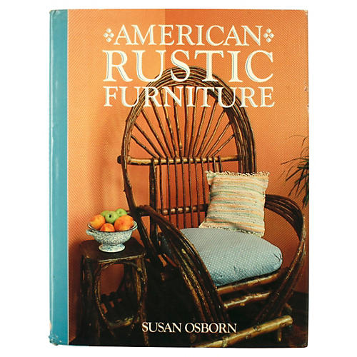 American Rustic Furniture, 1st Ed