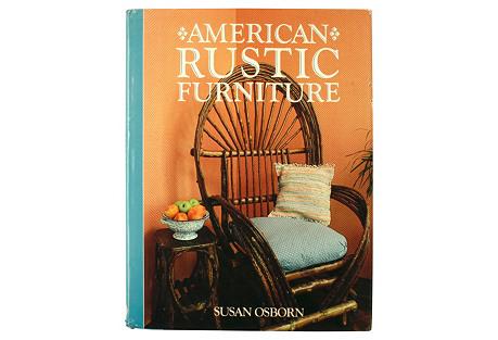 American Rustic Furniture, 1st Ed