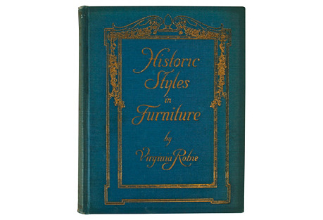 Historic Styles in Furniture, 1st Ed