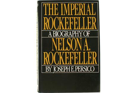 Imperial Rockefeller: Nelson Rockefeller