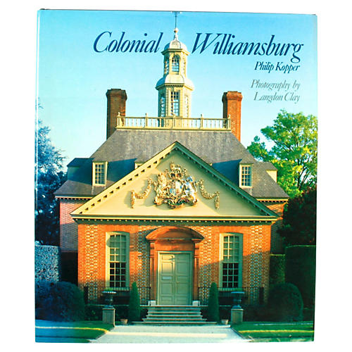 Colonial Williamsburg, 1st Ed