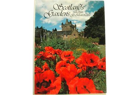 Scotland's Gardens by G. Little, 1st Ed.