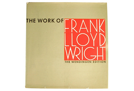 The Work of Frank Lloyd Wright