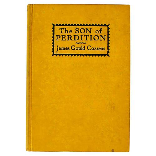 Son of Perdition 1st Ed Pre-Publication