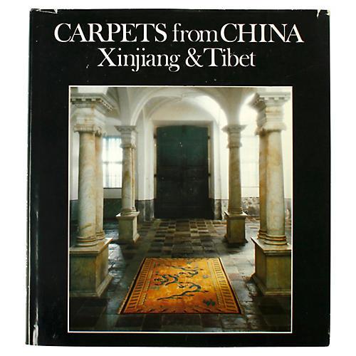 Carpets from China, Xinjiang & Tibet