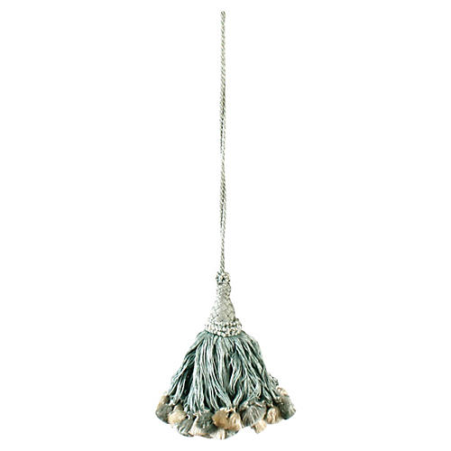 Large Decorative Key Tassel