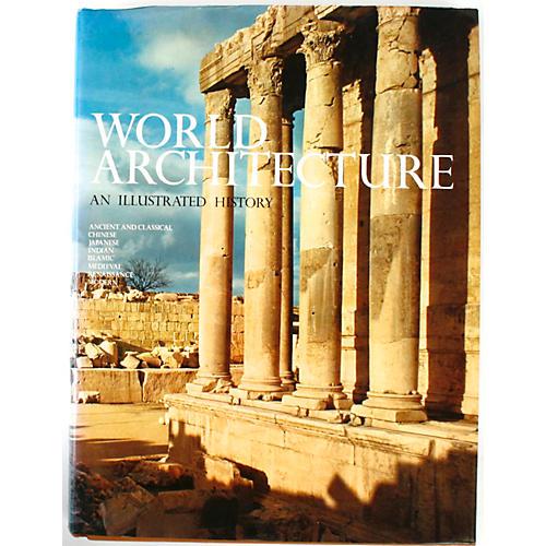 World Architecture, Illustrated History