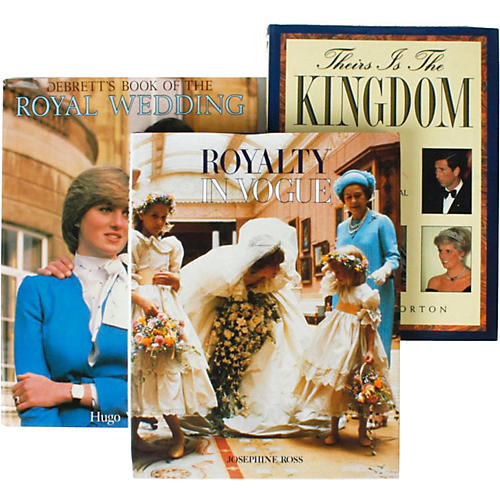 British Royal Family Books, S/3