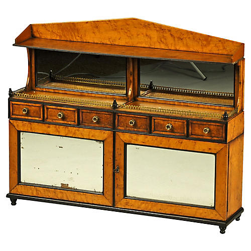 Miniature English Regency Chiffonier