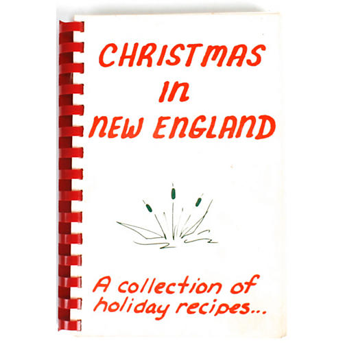 Christmas in New England Cookbook