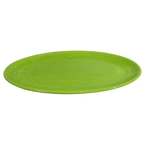 Gien Fish Platter