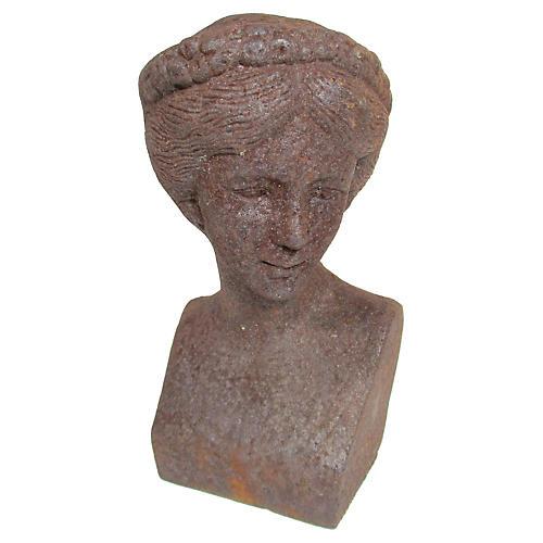 Iron Garden Bust