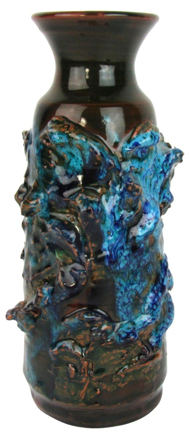 Midcentury Iceland Studio Ceramic Vase