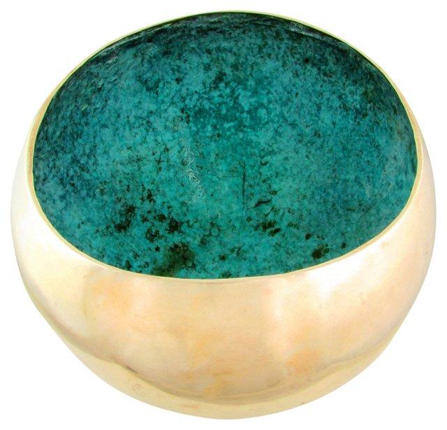 Limited Edition Cast Bronze Bowl